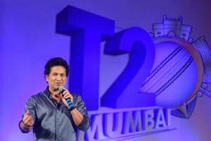 T20 Mumbai League good platform for youngsters: Sachin Tendulkar