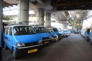 You can soon take prepaid cabs from Kalyan railway station