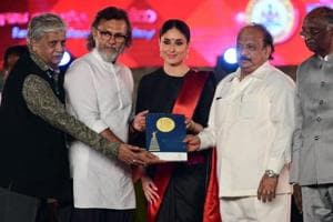 Kareena Kapoor is a picture of grace as she inaugurates film festival,...