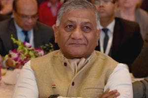 Let Army chief say what he wants to: VK Singh on Gen Bipin Rawat's...