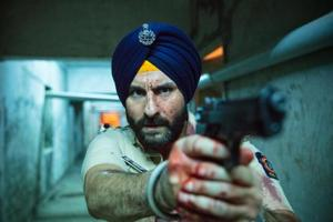 Sacred Games first look: A bloodied Saif Ali Khan, Nawazuddin...
