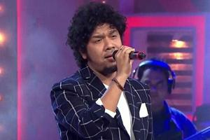 Complaint against singer Papon for kissing minor girl he was mentoring...