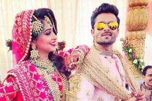 Mrs Dipika Shoaib Ibrahim has a message for her new husband. See pics...