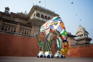 Jumbo welcome: 101 elephant sculptures to greet Mumbai, promote...