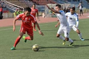 I-League: Defending champions Aizawl FC end winless run against Indian...
