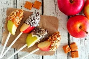 Does your child prefer saltines or sweet treats? Snack preference is...