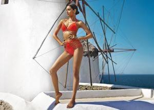 Supermodel Kanishtha Dhankhar