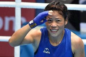 Mary Kom in final, Vikas Krishan  in semis of Strandja Memorial boxing...