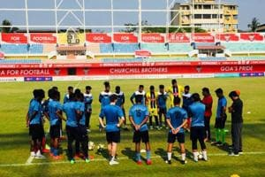 I-League: New-look Churchill Brothers hope to end Gokulam Kerala's...