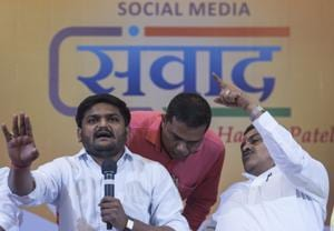 Hardik interacts with the Congress' social media cell, tells members...