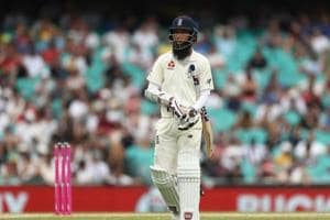 Moeen Ali fears for future of Test cricket after 'disappointing' Ashes...