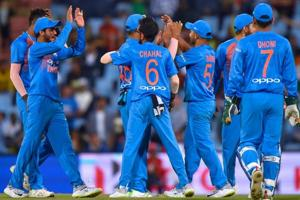 Indian cricket team aims for perfect tour finale against South Africa...