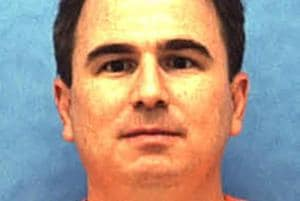 Florida death row convict yells 'murderers' as he is executed for...