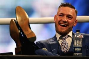 I am the best at this: Conor  McGregor working towards UFC return