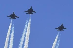 India to launch fresh hunt for fighter aircraft, twin-engine planes on...