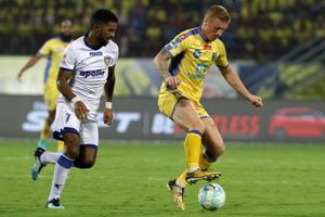 Indian Super League 2018: Kerala Blasters-Chennaiyin FC game ends in...