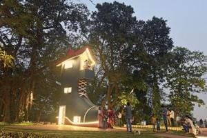 Mumbai's Kamala Nehru Park reopens, enjoy amphitheatre,...