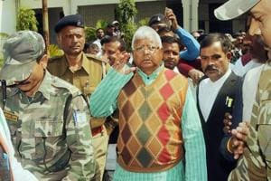 Jharkhand HC rejects Lalu Prasad's bail petition in a fodder scam case