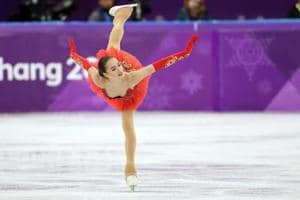 Alina Zagitova wins duel for Russia's first gold at PyeongchangWinter...