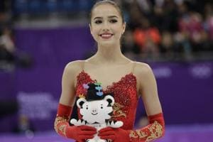 Alina Zagitova displays brilliance beyond her age to claim Winter...