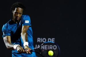 Gael Monfils wins rain-interrupted clash against Marin Cilic in Rio...