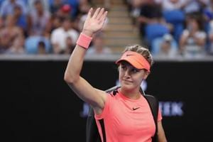 USTA found mostly liable by jury for Eugenie Bouchard's fall - report