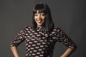 Tiffany Haddish's meteoric rise continues; she'll host the MTV Movie...
