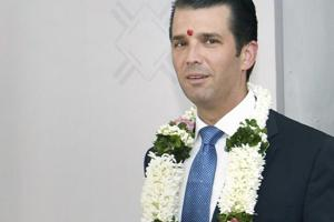Trump Jr.'s foreign policy speech in India raises concerns