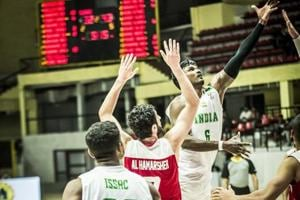 Indian basketball team loses to Jordan in FIBA World Cup qualifiers