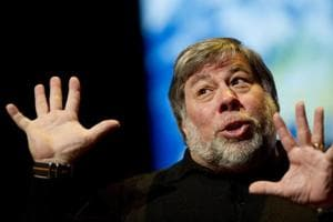 I cannot stand Trump, says Apple co-founder Steve Wozniak