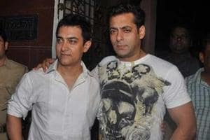 Aamir Khan influenced Salman Khan's career. And that was back in 1989