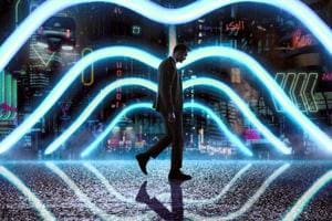 Mute is set in a future Berlin, a city teeming with immigrants and a lonely lover.