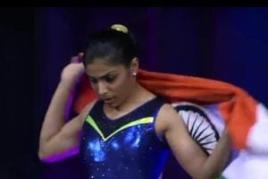 Aruna Reddy creates history, becomes first Indian to win medal in...