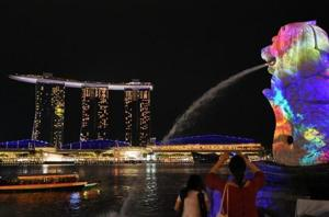 Singapore remains a hot travel destination for Indians, saw 1.27...