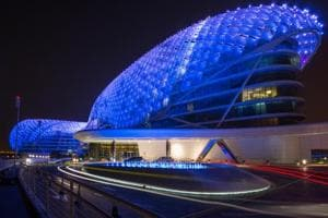 Planning a trip to Abu Dhabi? Here are the most exciting projects to...