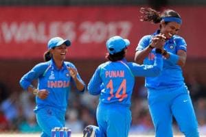 Harmanpreet Kaur-led Indian women's cricket team defeated South Africa by 54 runs to win the five-match series 3-1. Get highlights of India vs South Africa women's 5th T20 here,