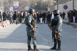 Suicide bomber kills one in diplomatic area in Kabul