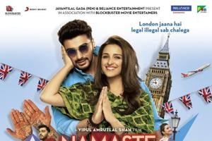 Namastey England first posters out: Arjun Kapoor, Parineeti Chopra...