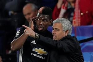 Onus on Jose Mourinho to get Paul Pogba performing for Antonio Conte...