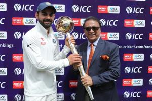 Virat Kohli & Co. to get ICC Test Championship mace after 3rd T20 vs...
