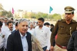 Rao Inderjit Singh seems to have given the war cry  for the upcoming assembly election in 2019 in Haryana by raising the issue of Lal Dora house tax exemption