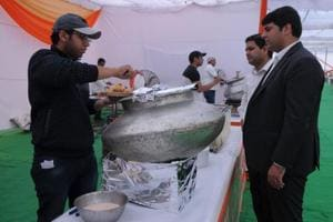 'Purani Dilli Ka Khana' food festival in Gurgaon revives the legacy of...