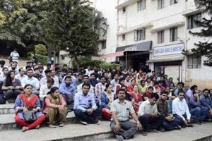 After the fourth phase of their agitation on February 2, the teachers claimed to have been pushed into the next phase due to the government's lag in keeping their'promises'.