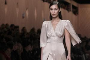 She's the Man: Fendi's strong, romantic women rule the catwalk in...