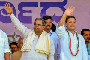 Karnataka elections:Rahul Gandhi asks PM Modi to follow Basavanna's...