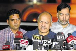 Office of profit: AAP MLAs withdraw earlier plea against EC