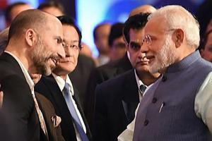 PM Modi pushing 'progressive reforms forward': Uber CEO Dara...