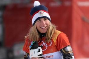 Pyeongchang 2018: Ester Ledecka gets second gold medal, this time in...