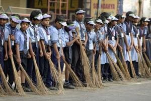 Centre stops job scheme funds for CM's cleanliness mission in...