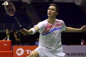 Viktor Axelsen pulls out of All England Championship badminton due to...